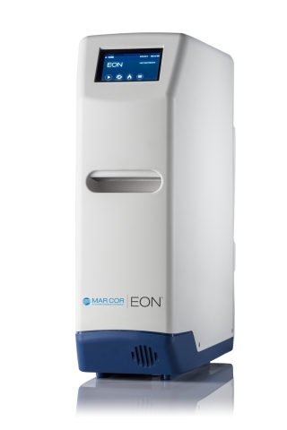 EON Portable Dialysis Water System from Mar Cor produces high-quality medical water for acute and home hemodialysis use. (Photo: Business Wire)
