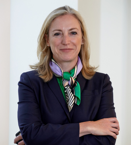 Zsoka McDonald AVANGRID Chief Sustainability Officer and SVP of Corporate Communications (Photo: Business Wire)