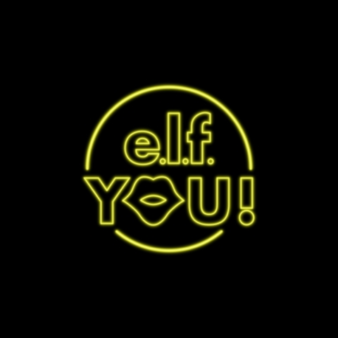 On Sunday, May 9 at 7.30pm EST, e.l.f. will launch its Twitch channel, e.l.f. You, www.twitch.tv/elfyou (Graphic: Business Wire)