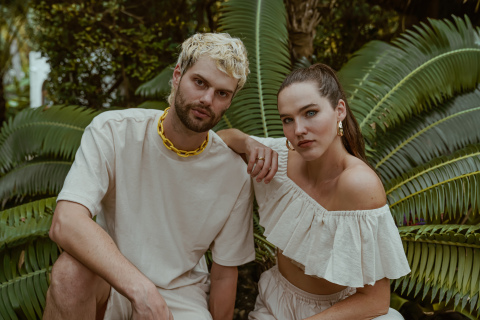 Special appearance by SOFI TUKKER. Tune in to e.l.f. You, Sunday May 9, 7:30pm EST. (Photo: Business Wire)