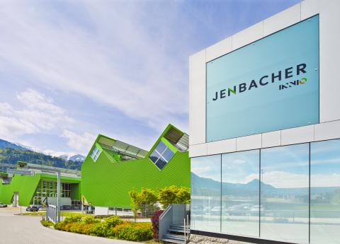 INNIO Jenbacher Site (Photo: Business Wire)