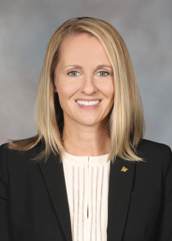 Ashley Garrison - executive vice president and head of Human Resources Operations, Regions Bank (Photo: Business Wire)