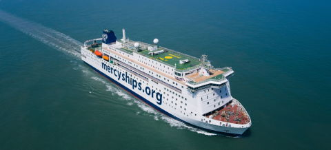Global Mercy Successfully Passes Final Sea Trials (Photo: Business Wire)