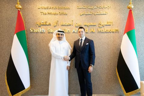 beaconsmind AG (ISIN: CH0451123589, EURONEXT: MLBMD, VIENNA: BMD) Announces the Opening of Its Dubai Outpost and Its Partnership with Seed Group to Bring Its Location-Based Marketing Solution to the Middle East. (Photo: Business Wire)