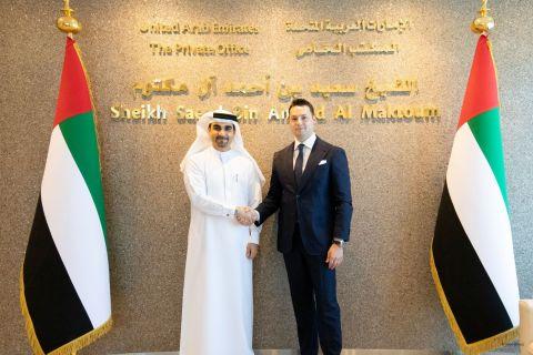 beaconsmind annonce l'ouverture de son antenne de Dubaï et son partenariat avec Seed Group pour déployer sa solution de marketing géolocalisé au Moyen-Orient. (Photo: Business Wire)