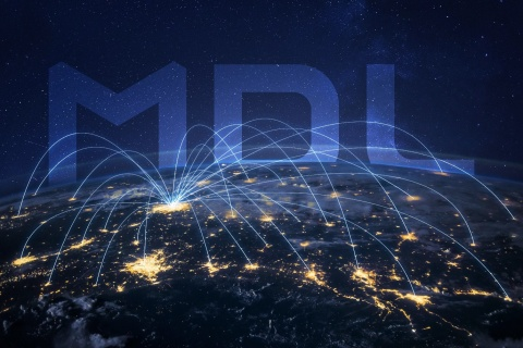 MEDIUM, one of Korea's leading blockchain companies, has launched distribution of an enterprise-level blockchain platform for free for the global companies who would utilize blockchain for their business purposes. MDL, MEDIUM's blockchain platform based on Hyperledger Fabric, is a 2,000 TPS-level commercial blockchain with a proprietary management console, free of charge. With its 2,000 TPS performance, blockchain users can realize commercial services as well as POC or BMT. (Graphic: Business Wire)
