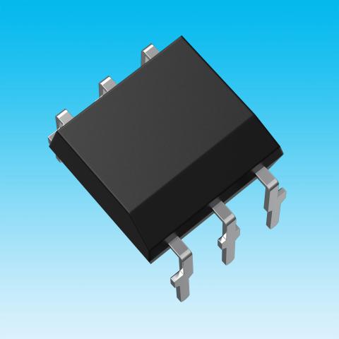 東芝:オン電流定格をアップしたb接点(ノーマリークローズ)のDIP6パッケージフォトリレー「TLP4590A」(画像:ビジネスワイヤ)