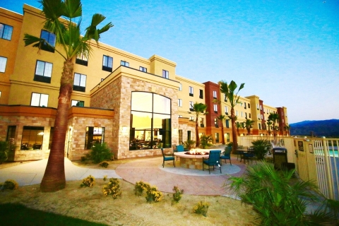 The Staybridge Suites Cathedral City Palm Springs (Photo: Business Wire)