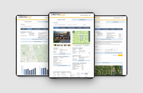 CRS Data's MLS Tax Suite launches a new School Zones feature, allowing users to explore zoned schools for specific properties. (Photo: Business Wire)