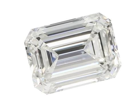 這顆實驗室培育的祖母綠型切割鑽石採用Diamond Works Technology的OneStep™連續生長製程技術生產。Diamond Works Technology擁有獨特的OneStep生長製程,在高品質、低成本和可重複性方面均具有顯著優勢。OneStep製程可生產大顆優質鑽石,這些鑽石能被切割成各種形狀——此類產品的需求量龐大,但供應短缺。(照片:美國商業資訊)