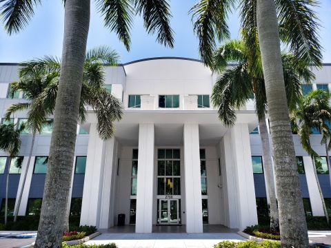 KBS Sells Weston Corporate Center (Photo: Business Wire)