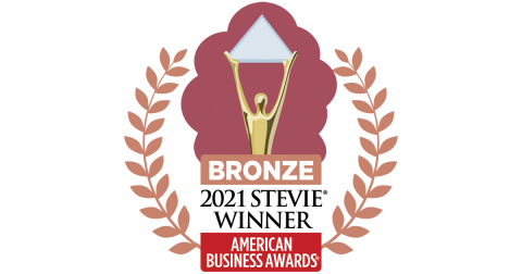 SYSPRO ERP software has been awarded a Bronze Stevie in the Manufacturing Solution category for the 2021 American Business Awards. (Graphic: Business Wire)