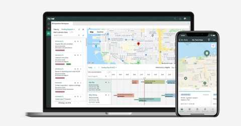 ServiceNow Field Service Management (Photo: Business Wire)