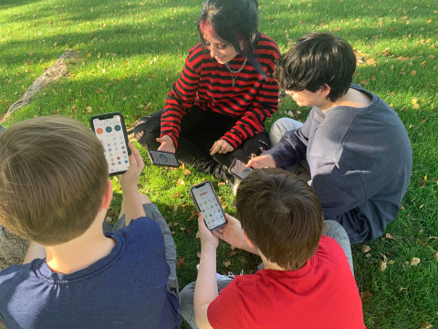 Finding Balance is a first-of-its-kind holistic health and well-being app to empower youth. (Photo: Business Wire)