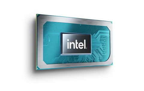 """11th Gen Intel Core H-series mobile processors, based on 10nm SuperFin process technology and reaching speeds of up to 5.0GHz, deliver industry-leading mobile performance with up to eight cores and 16 threads -- and PCIe Gen 4 support, a first for any H-series laptop. The 11th Gen Intel Core H-series mobile processors (code-named """"Tiger Lake-H"""") launched worldwide on May 11, 2021. (Credit: Intel Corporation)"""