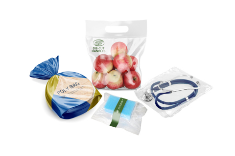 C-P Flexible Packaging supplies poly bags and other types of flexible packaging for food, health care, and industrial applications. (Photo: Business Wire)