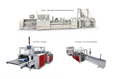 C-P Flexible Packaging's new state-of-the-art flexible packaging converting lines were supplied by Hudson-Sharp. (Photo: Business Wire)