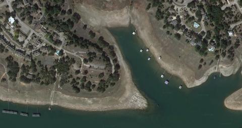 Proposed site of SGB Development Corp. Lago Vista project. (Photo: Business Wire)