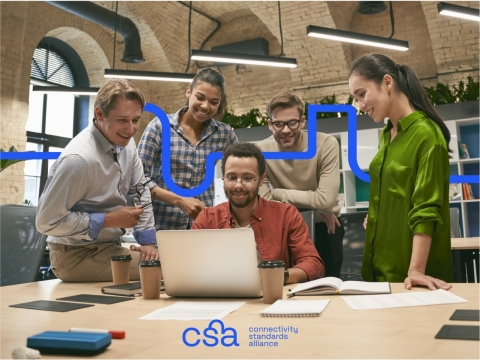 Meet the Connectivity Standards Alliance (formerly the Zigbee Alliance)! www.csa-iot.org (Photo: Business Wire)