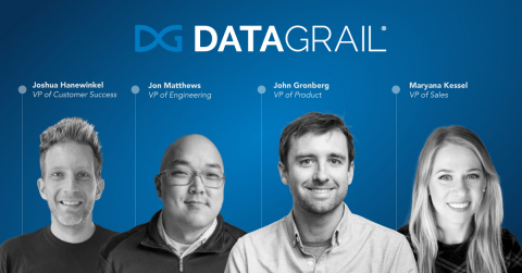 DataGrail has brought on top talent from enterprise and security brands as it rapidly scales all facets of the business. (Photo: Business Wire)