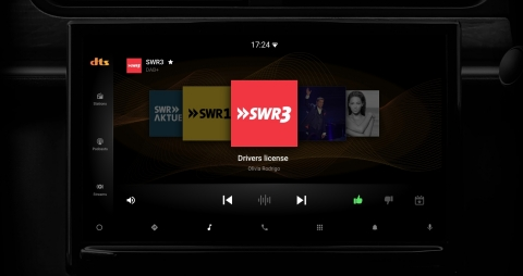SWR Integration with DTS AutoStage (Photo: Business Wire)