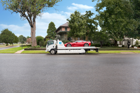 Carvana now offers as-soon-as next-day vehicle delivery to Monroe area residents. (Photo: Business Wire)