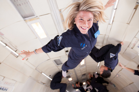 Orbite Unveils its First Signature Space Program: Astronaut Orientation – A Guide to Suborbital and Orbital Spaceflight (Photo: Business Wire)