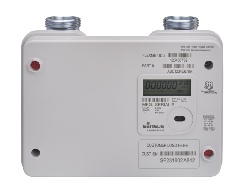 Canada's FortisBC Energy selects Xylem for Advanced Gas Network. One million Sonix IQ meters to help increase safety and reliability in 20-year technology and services agreement. (Photo: Business Wire)