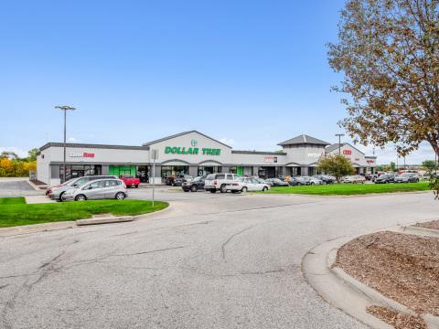 Starwood Shopping Center | Omaha, Nebraska (Photo: Business Wire)