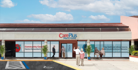 CarePlus Health Plans will open its first CarePlus Community Center in Central Florida in early June. (Photo: Business Wire)