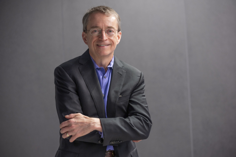 Pat Gelsinger is Intel's chief executive officer. (Credit: Intel Corporation)
