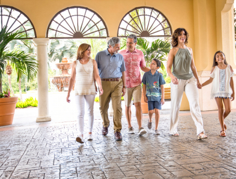 30 percent of survey respondents identified Orlando as a top destination for a family vacation in 2021. Club Wyndham Bonnet Creek resort provides home-style amenities craved by travelers. (Photo: Business Wire)