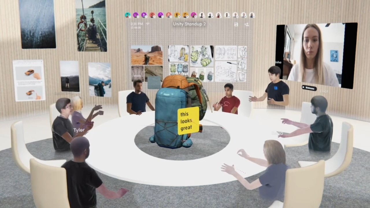 New interactive web app lets anyone access the magic of Spatial in one click - for anything from 3D collaboration sessions to displaying NFT art in stunning 3D galleries.