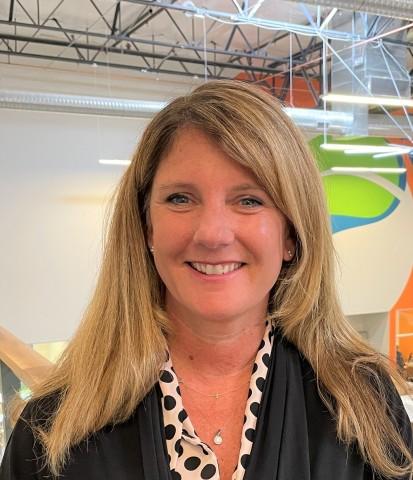 Heather Knox, SVP Communications (Photo: Business Wire)