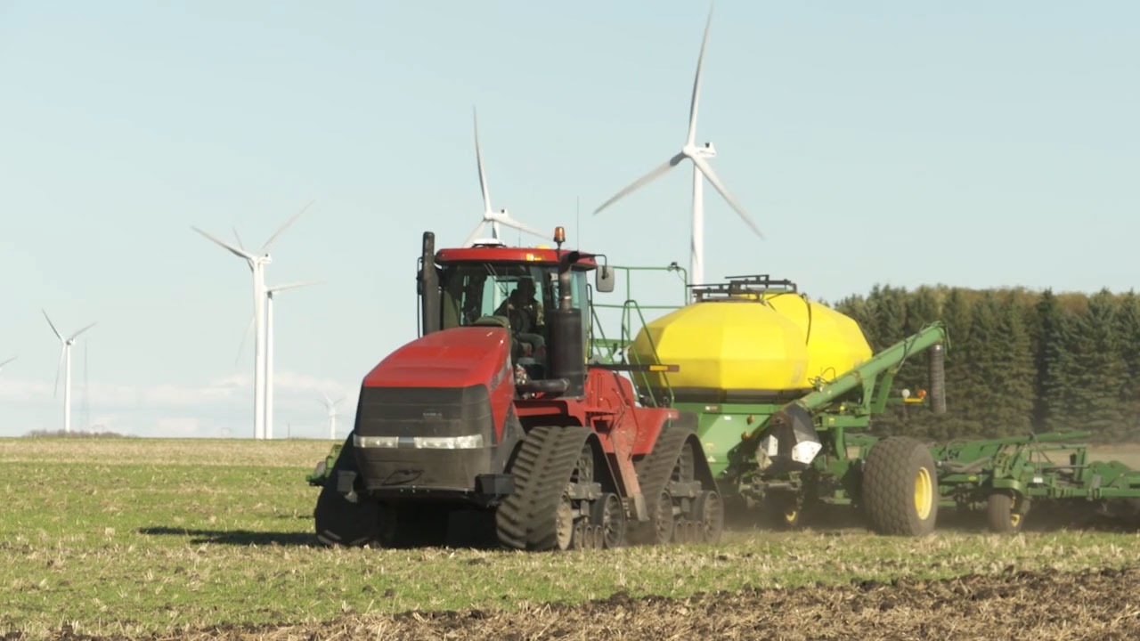 Working Toward a Greener Future: Farmers Edge helps farmers grow more using less through smart farming practices powered by the most robust, real-time datasets in agriculture. The company's innovative, end-to-end solutions result in verifiable, low-carbon grain production and high-quality carbon offsets.