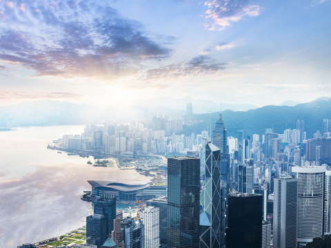 香港—国际会展之都 (照片:美国商业资讯)