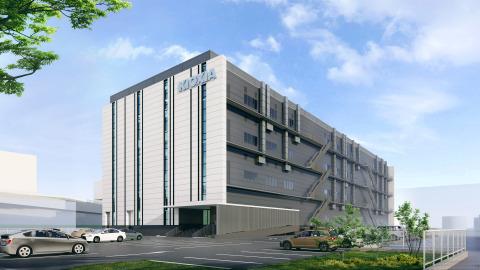 Artist's impression of Shin-Koyasu Advanced Research Center (Graphic: Business Wire)