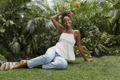 AEO Reinforces Sustainability Commitment & AE Joins Ellen MacArthur Foundation's The Jeans Redesign to Create Exclusive Jeans Collection. Credit: AEO, Inc.