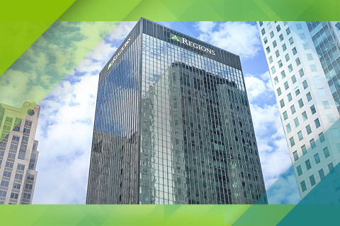 Regions Financial Corp. headquarters, Birmingham, Ala. (Photo: Business Wire)