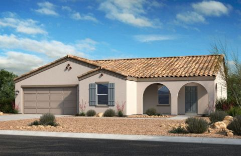 KB Home announces the grand opening of Oak Park, a new-home community in a popular West Phoenix location. (Photo: Business Wire)