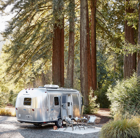 The new Airstream x Pottery Barn Collection (Photo: Business Wire)