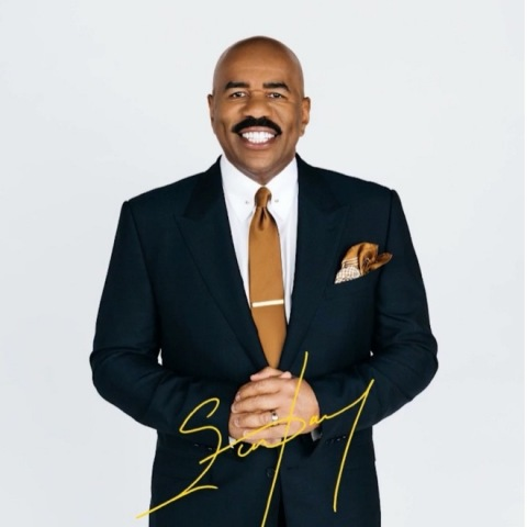 Steve Harvey Releases First-Ever NFT to Benefit Charity (Photo: Business Wire)