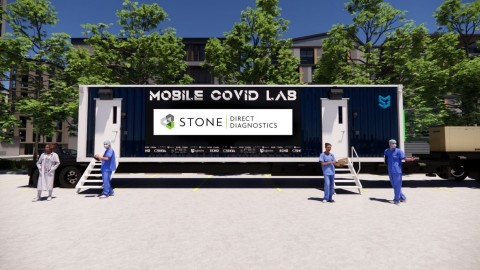 Image of proposed lab (Photo: Business Wire)