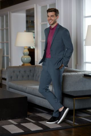 Kenneth Cole AWEAR-TECH at Men's Wearhouse (Photo: Business Wire)