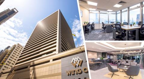 亞太區首屈一指的靈活辦公空間服務商 Compass Offices 在上環永安中心 (Wing On Centre) 開設全新的商務中心,提供超過 13,700 平方英尺的靈活辦公空間。Compass Offices 行政總裁 Hans Leijten 表示,於香港擴展商務中心網絡的決定,是因應企業於亞太區對靈活工作空間的持續需求而投入資源以作配合。 (照片:美國商業資訊)