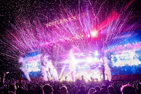 BottleRock Napa Valley 2021, the three-day music, wine, craft brew and culinary festival will take place in the heart of the City of Napa at the Napa Valley Expo on September 3-5, 2021. (Photo: Business Wire)