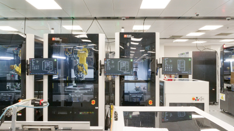 A Bright Machines Microfactory (Photo: Business Wire)