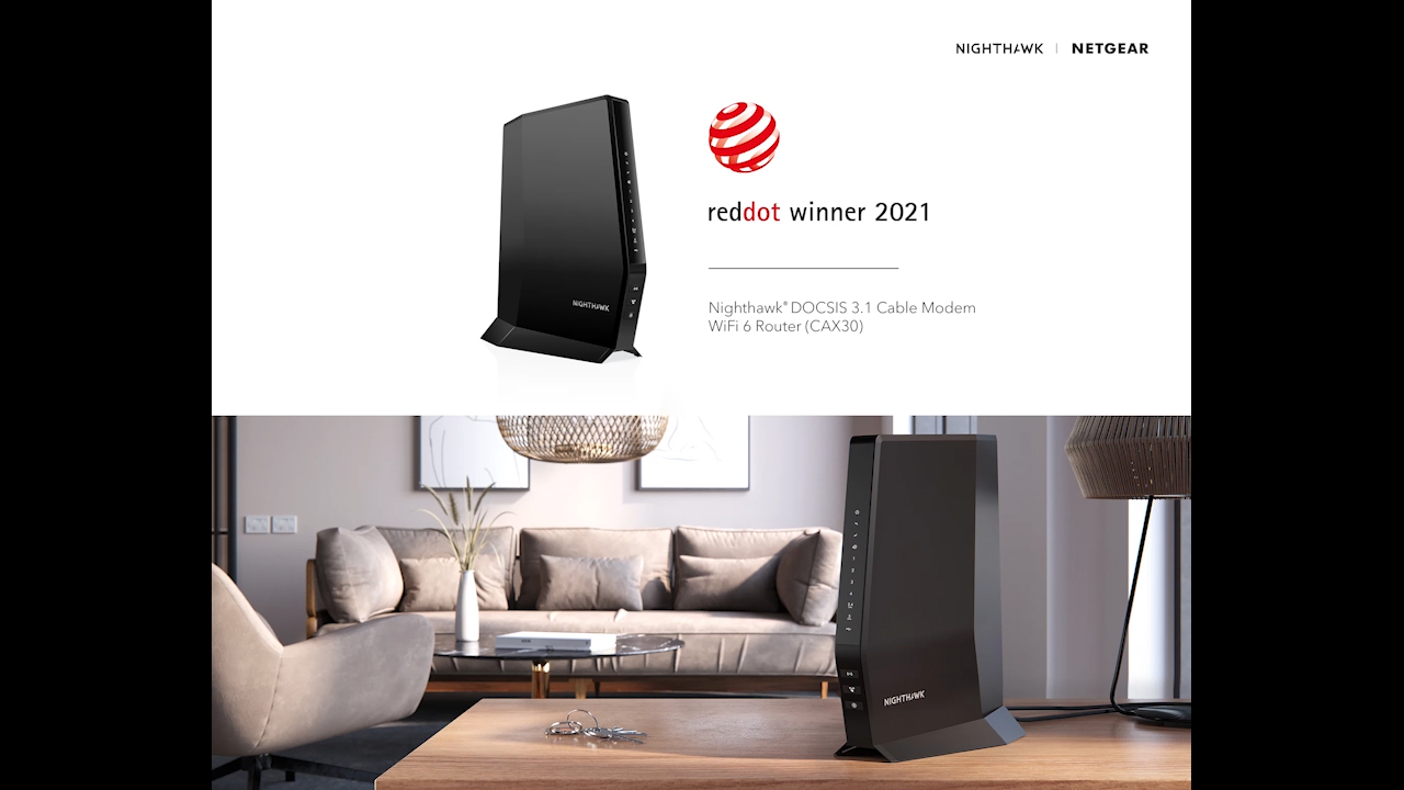 """The international jury has awarded the following thirteen products with the esteemed """"Red Dot"""" distinction which stands for high design quality."""