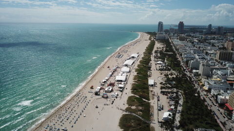 Goya Foods' Grand Tasting Village at SOBEWFF® (Photo: Business Wire)