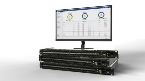 SwitchApp for Arista 7130, a new ultra-low latency switch that cuts latency to less than a third of existing Arista solutions. (Graphic: Business Wire)